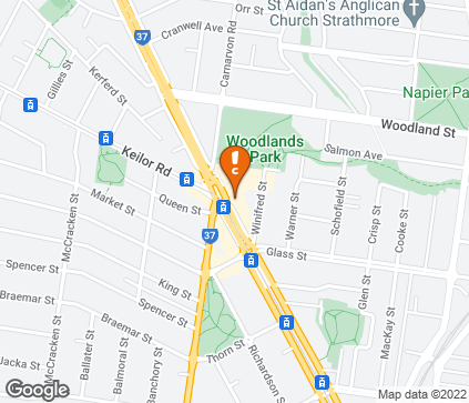 Map of Sia Medical Centre in Essendon