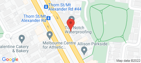 Location map for 217/1044-1046 Mount Alexander Road Essendon