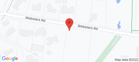 Location map for 23-27 Websters Road Templestowe
