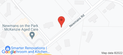 Location map for 49 Newmans Road Templestowe