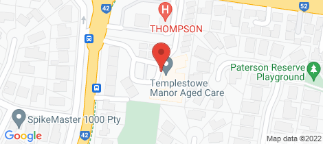 Location map for 16/410-418 Thompsons Road Templestowe Lower