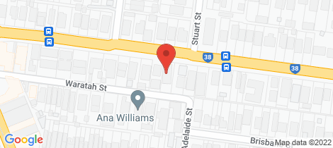 Location map for 6/24 Ormond Road Ascot Vale