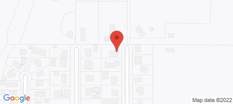 Location map for 18 George Street Te Puke