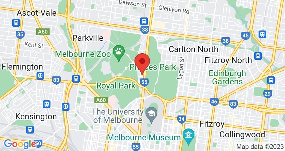 Google Map of UniLodge Park Avenue