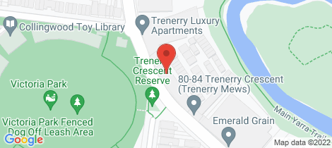 Location map for 31/80 Trenerry Crescent Abbotsford