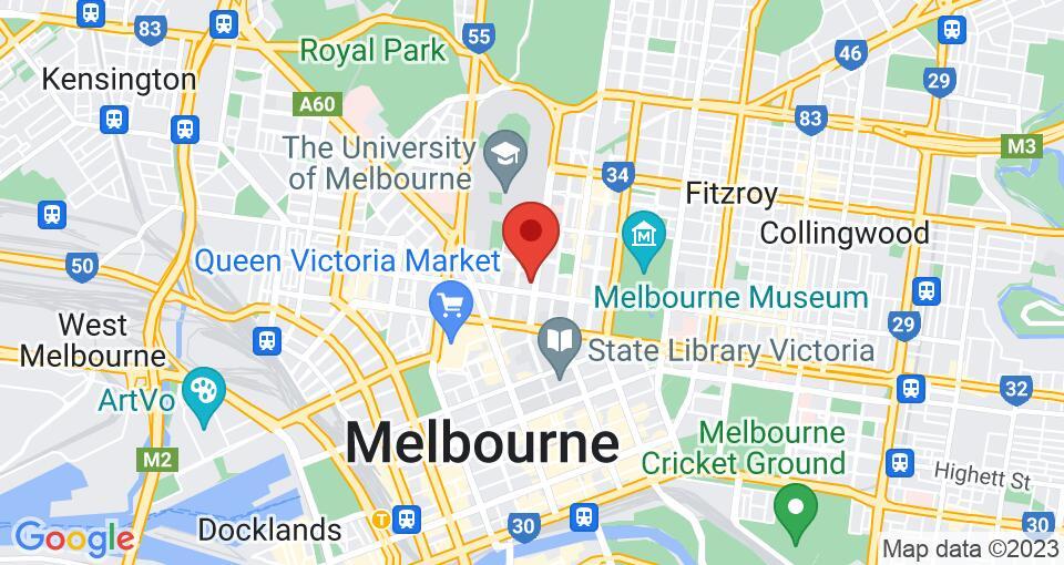 Google Map of UniLodge Carlton