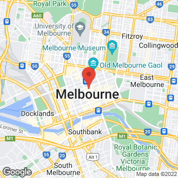 Map of Michael Kors at 295 Lonsdale St, Melbourne, VIC 3000