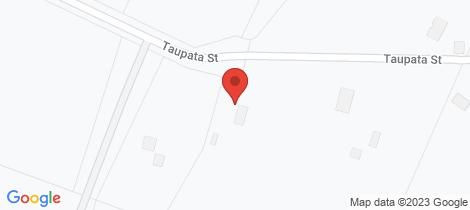 Location map for 54b Taupata Street Paengaroa