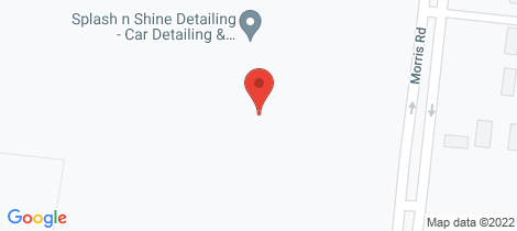 Location map for 5 Ginini Street Truganina