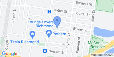 Lounge Lovers - Richmond 587-593 Church Street , RICHMOND, VIC 3121, AU