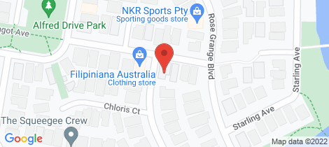 Location map for 14 Ingot Avenue Tarneit
