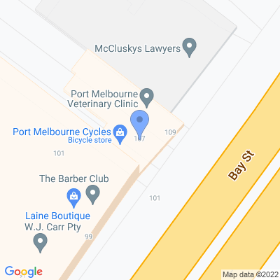 Port Melbourne Cycles 107 Bay Street , PORT MELBOURNE, VIC 3207, AU