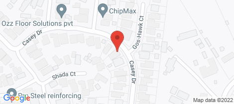 Location map for 27 Casey Drive Hoppers Crossing