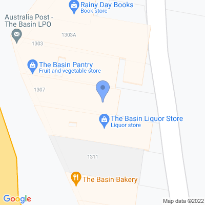 The Basin Pantry 1307 Mountain Highway , THE BASIN, VIC 3154, AU