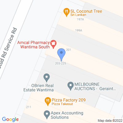 VIC - Studfield Pharmacy 203 Stud Rd , WANTIRNA SOUTH, VIC 3152, AU