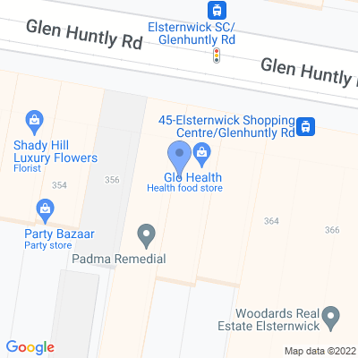 Glo Health 358-360 Glenhuntly Road , ELSTERNWICK, VIC 3185, AU
