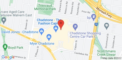 Directions to Freshii (Chadstone SC)