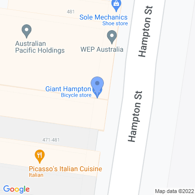 Giant Hampton 475 Hampton Street , HAMPTON, VIC 3188, AU