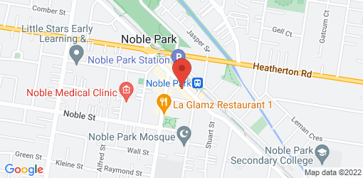Directions to Sri Ganapathi South Indian Vegetarian Restaurant