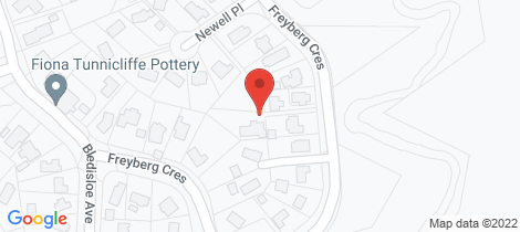 Location map for 30 Freyberg Crescent Putaruru
