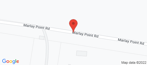 Location map for Lot 2 Marlay Point Road Clydebank