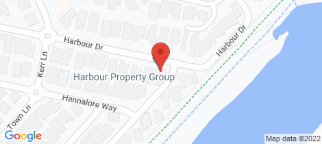 Location map for 46 Harbour Drive Patterson Lakes