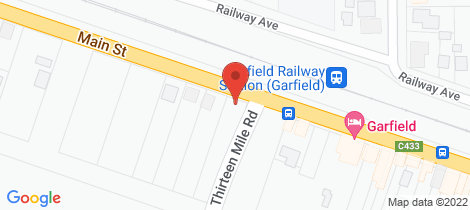 Location map for 7/105-107 Nar Nar Goon Longwarry Road Garfield