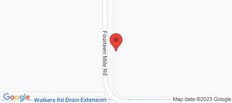 Location map for 5 Oreti Crt Garfield