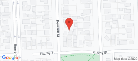 Location map for 2/148 PEARSON STREET Sale