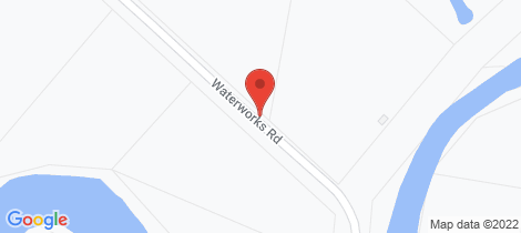 Location map for Lot 35 Water Works Road Sale