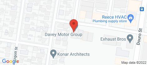 Location map for 18 Enmore Street North Geelong