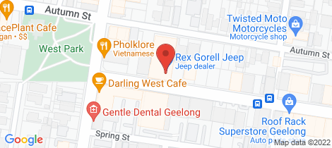 Location map for 42-46 Gordon Avenue Geelong West