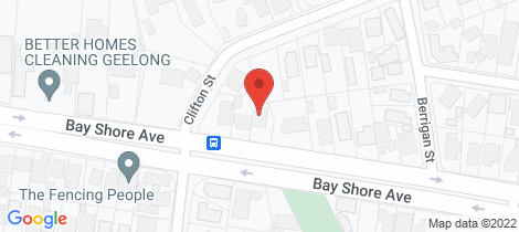 Location map for 118 Bay Shore Avenue Clifton Springs