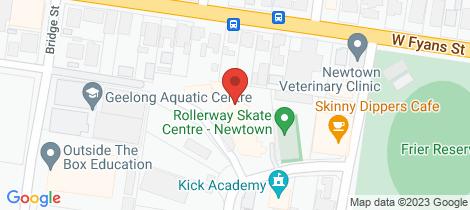 Location map for 5/10-12 Lambert Avenue Newtown