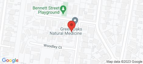 Location map for 14 Adelaide Street Highton