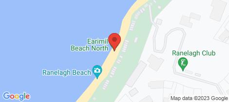 Location map for 14 BEACH BOX EARIMIL BEACH NORTH, Mount Eliza