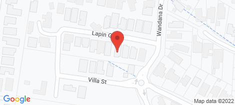 Location map for Lot 9 Lapin Grove Wandana Heights