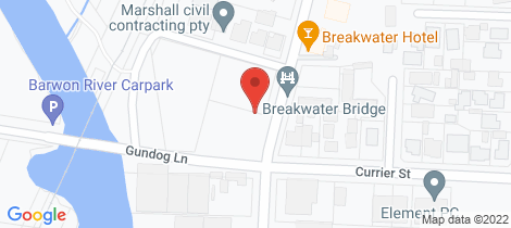 Location map for 66-70 Tucker Street Breakwater