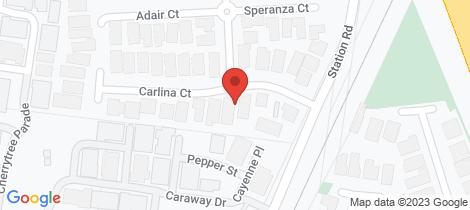 Location map for 40 MacFarlane Street Marshall