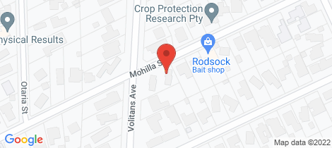 Location map for 16 Mohilla Street Mount Eliza