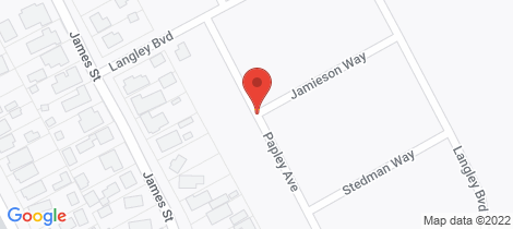 Location map for 16 Papley Avenue Lang Lang