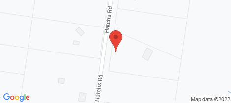 Location map for 20 Hatchs Road Nyora