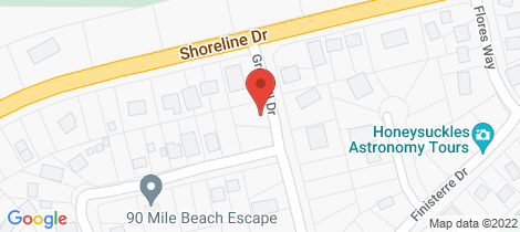 Location map for 4 Grenfell Drive The Honeysuckles