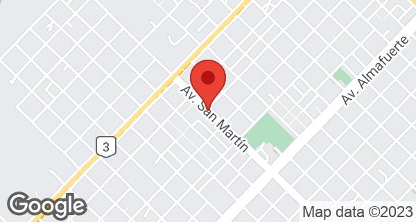 Av. San Martín 1386 , Tres Arroyos, Buenos Aires, BA