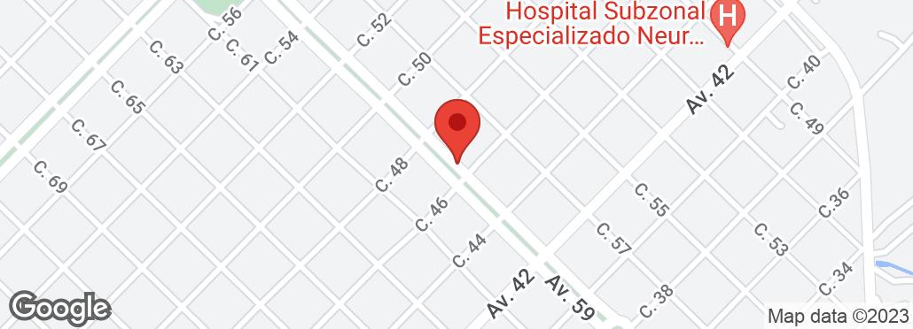 Av. 59 N° 2024 , Necochea, BA