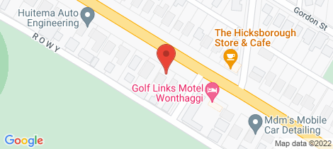 Location map for 1/191 White Road Wonthaggi
