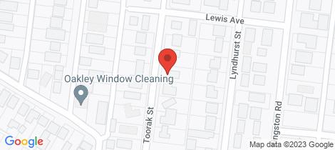 Location map for 22 Toorak Street Wonthaggi