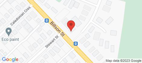 Location map for 63 Billson Street Wonthaggi