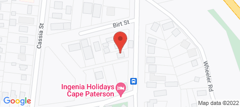 Location map for 2/582 Cape Paterson Road Cape Paterson
