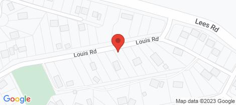 Location map for 72. LOUIS ROAD Venus Bay